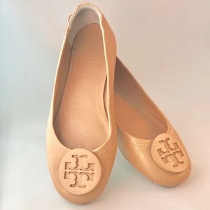 Tory Burch Women's Minnie Travel Ballet Flats 5.0